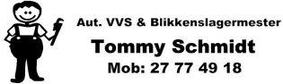 Tommy Schmidt VVS